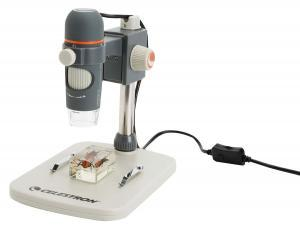 stamp magnifying microscope