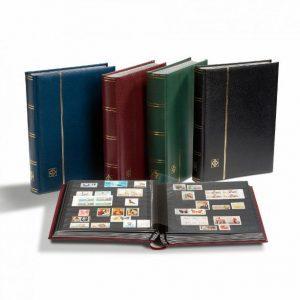 Lighthouse stamp stockbook