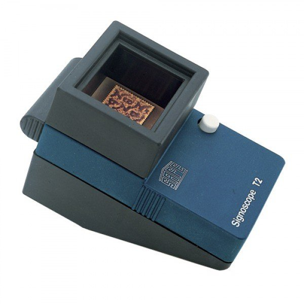 watermark detector for stamps
